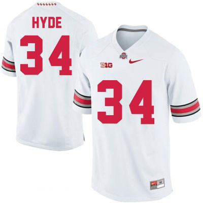 carlos hyde authentic jersey