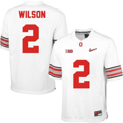 Dontre Wilson Nike Mens White OSU Ohio State Buckeyes College Football NO. 2 Playoffs Jersey - Dontre Wilson Jersey