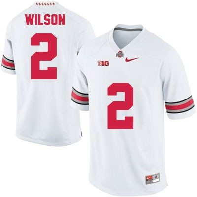 Dontre Wilson Nike Mens OSU White Ohio State Buckeyes College Football NO. 2 Jersey - Dontre Wilson Jersey